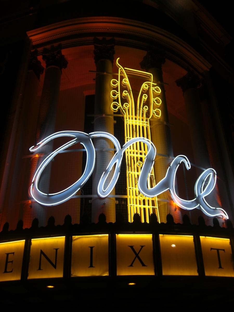 Phoenix Theatre London - Musical Once