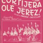 2 Formidables Paso Dobles de Celebre Compositeur Espagnol Jose Sentis. Cortiera - Olé Jérez!