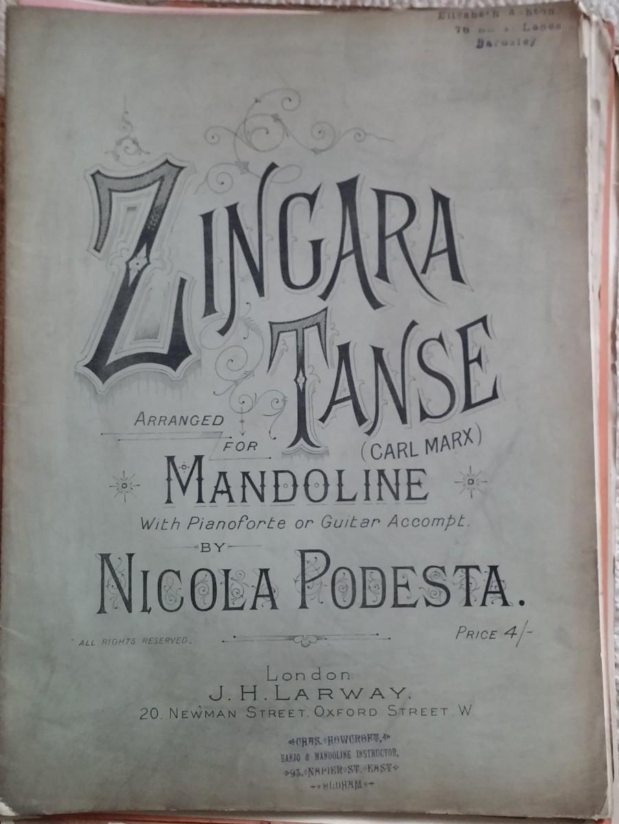 Zingara Tanse