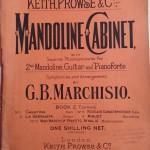 Mandoline Cabinet