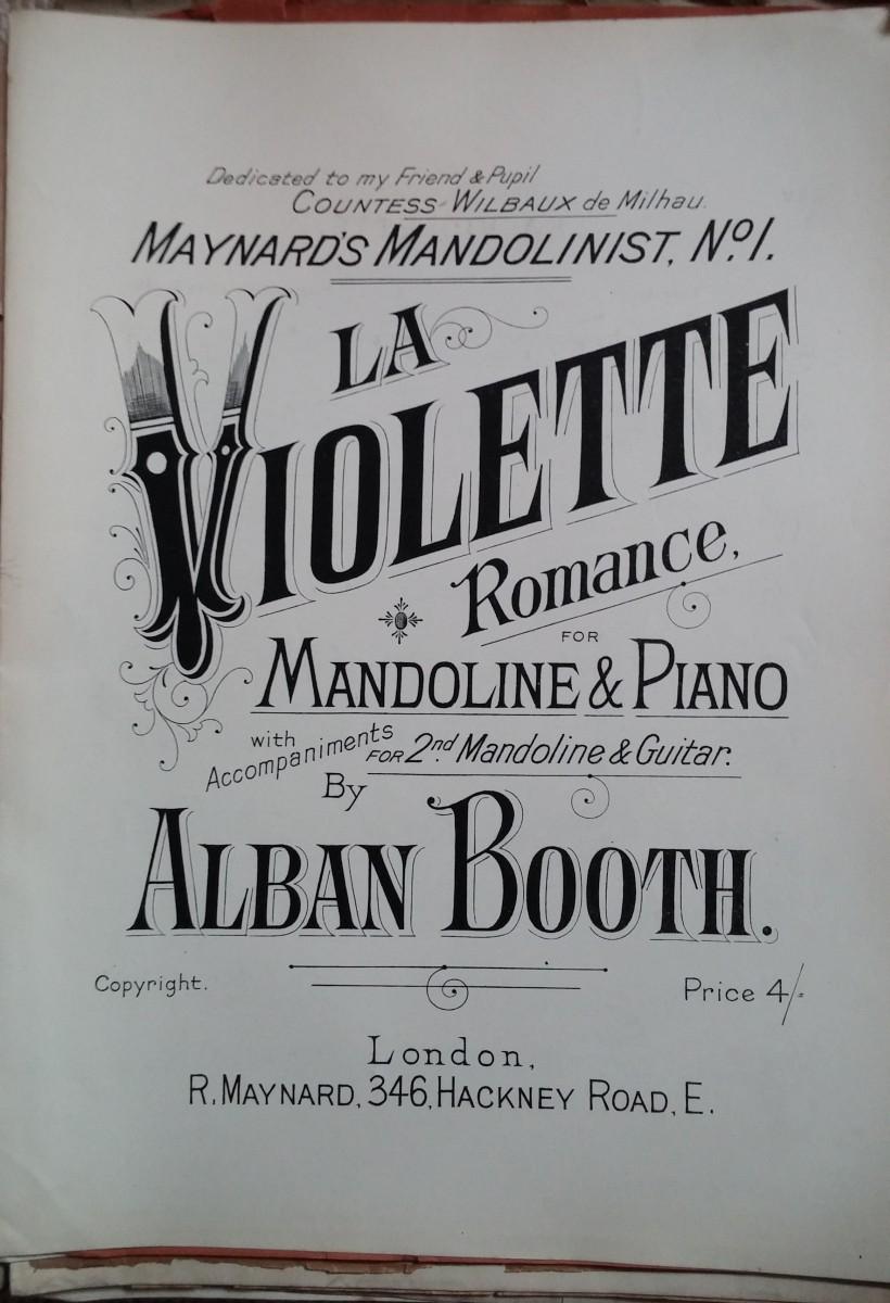 La Violette Romance