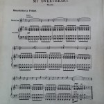 My Sweetheart Waltz
