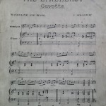 The Lyndhurst Gavotte