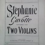 Stephanie Gavotte
