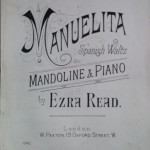 Manuelita Spanish Waltz