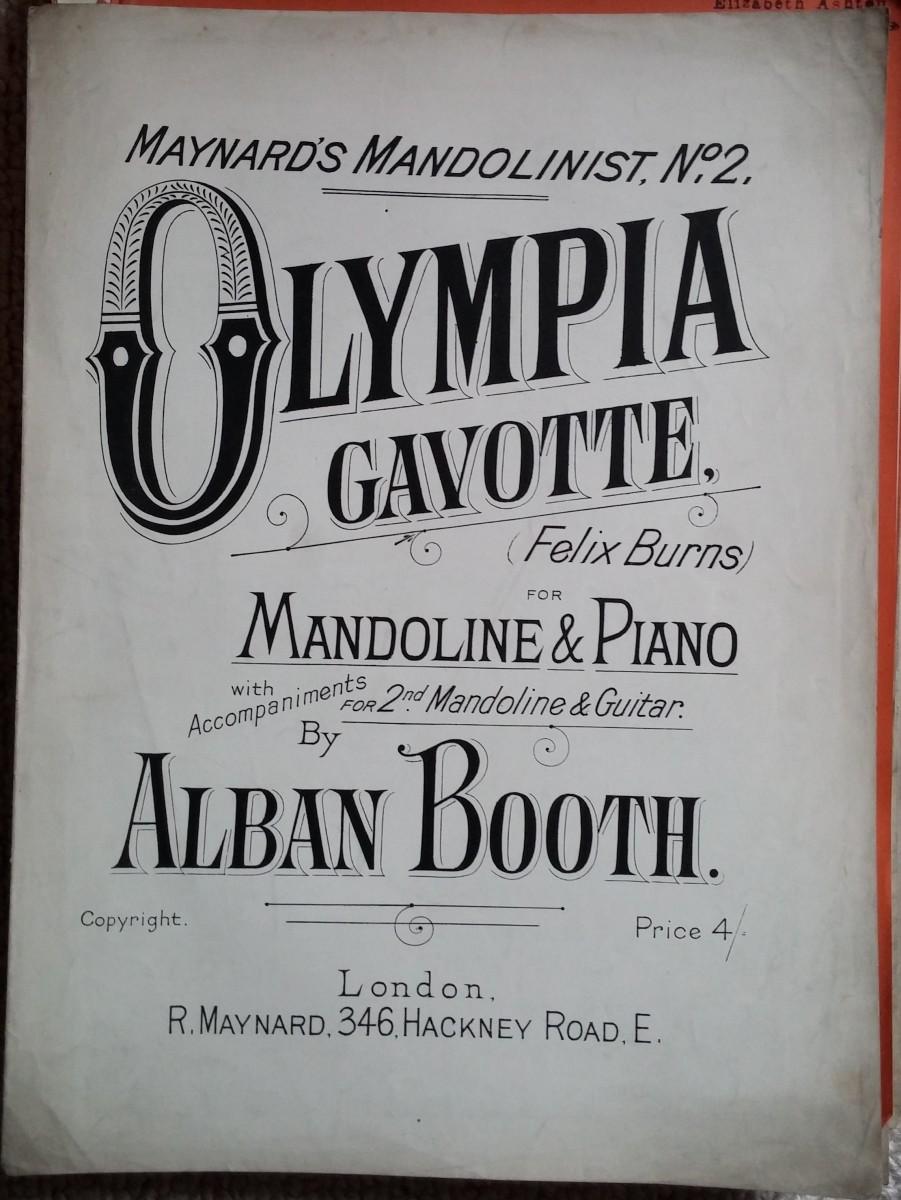 Olympia Gavotte