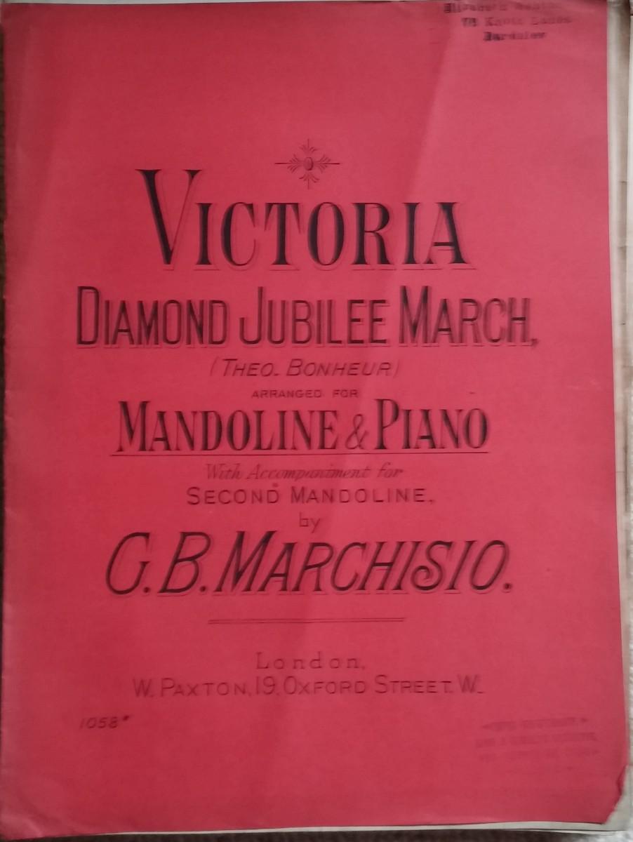 Victoria Diamond Jubilee March