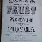 Grand Selection from Gounod's Opera Faust