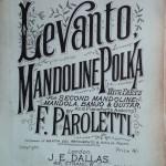 Levanto Mandoline Polka