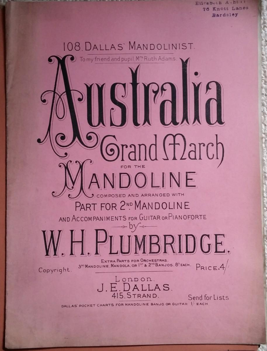 Australia Grand March