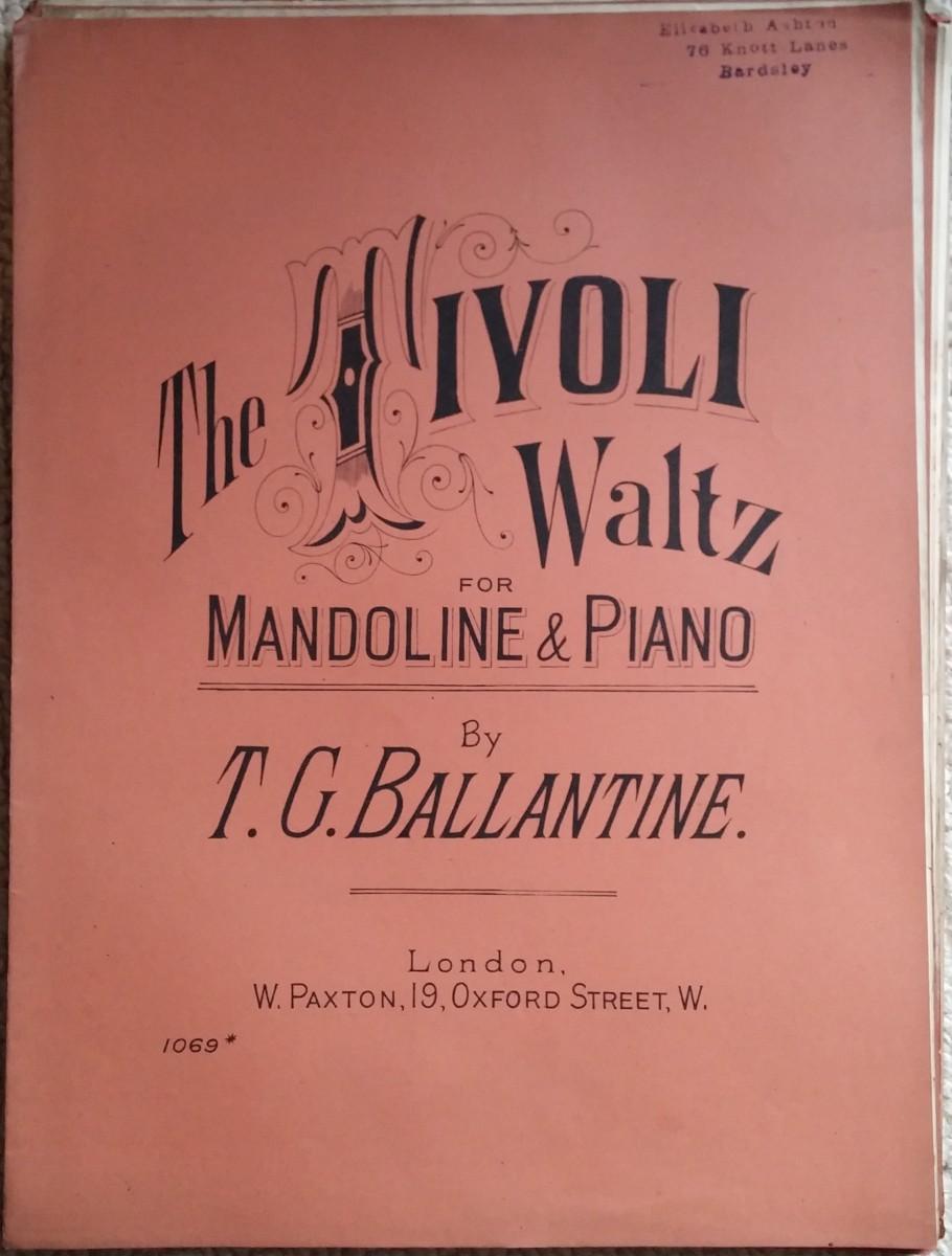 The Tivoli Waltz