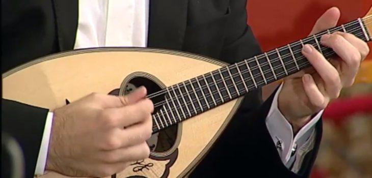 Francesco Mammola – Mandolin Player from Italy – Mandolin